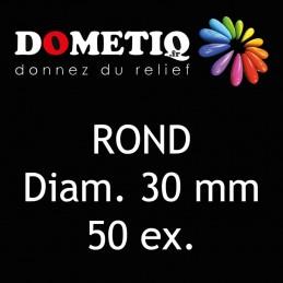 Rond Diam. 30 mm - 50 ex